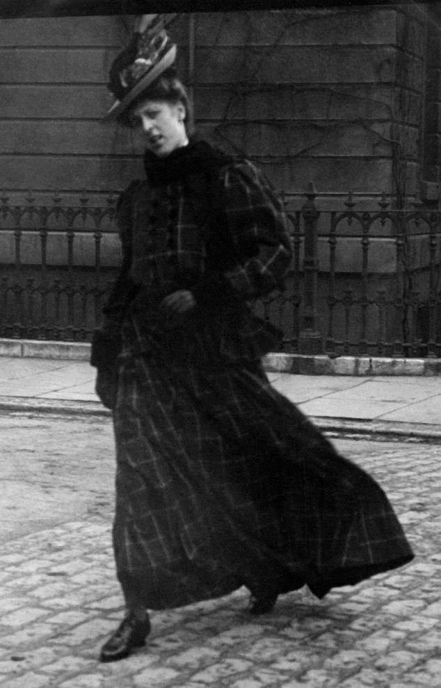 Tues. Feb. 20th, 1906: Cornwall Gdns.