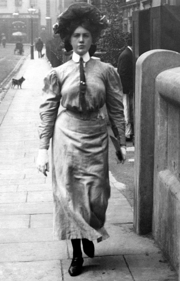 Tues. July 3rd, 1906: Kensington