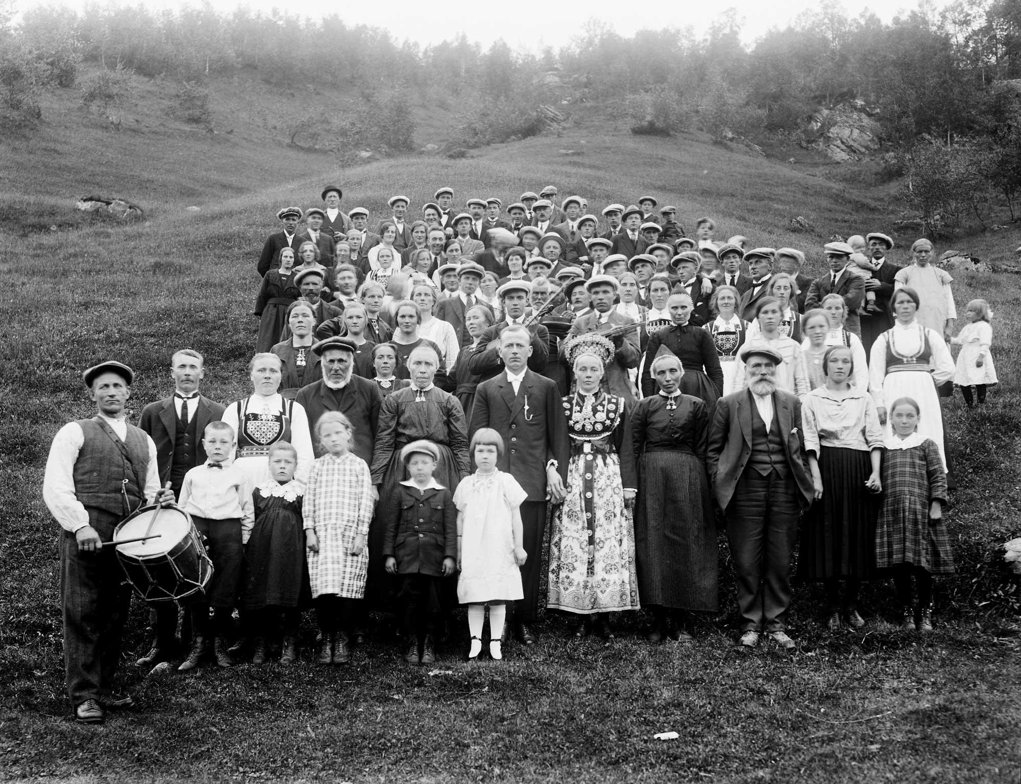 C. 1912-1920 Wedding
