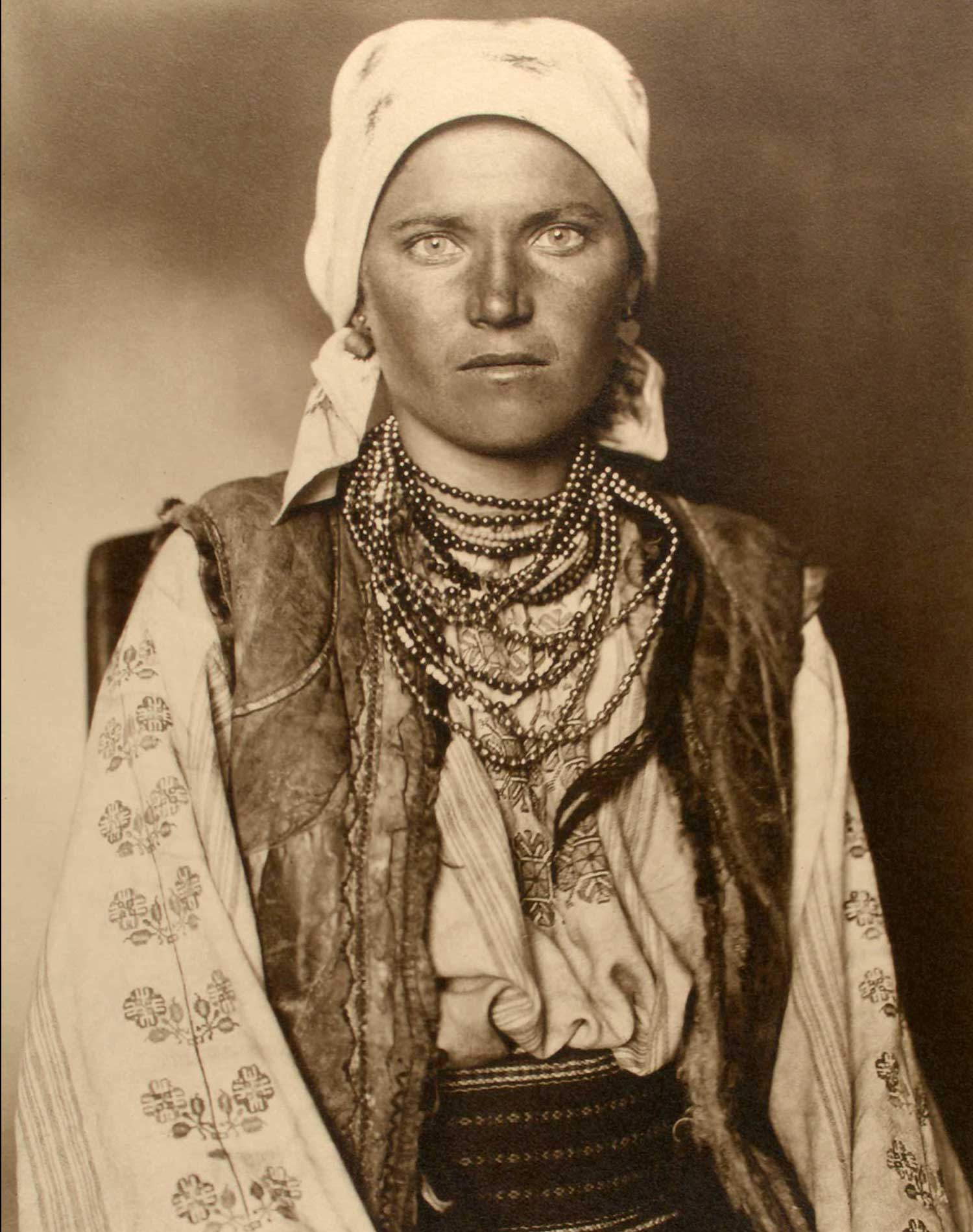 'Ruthenian woman' (1906)