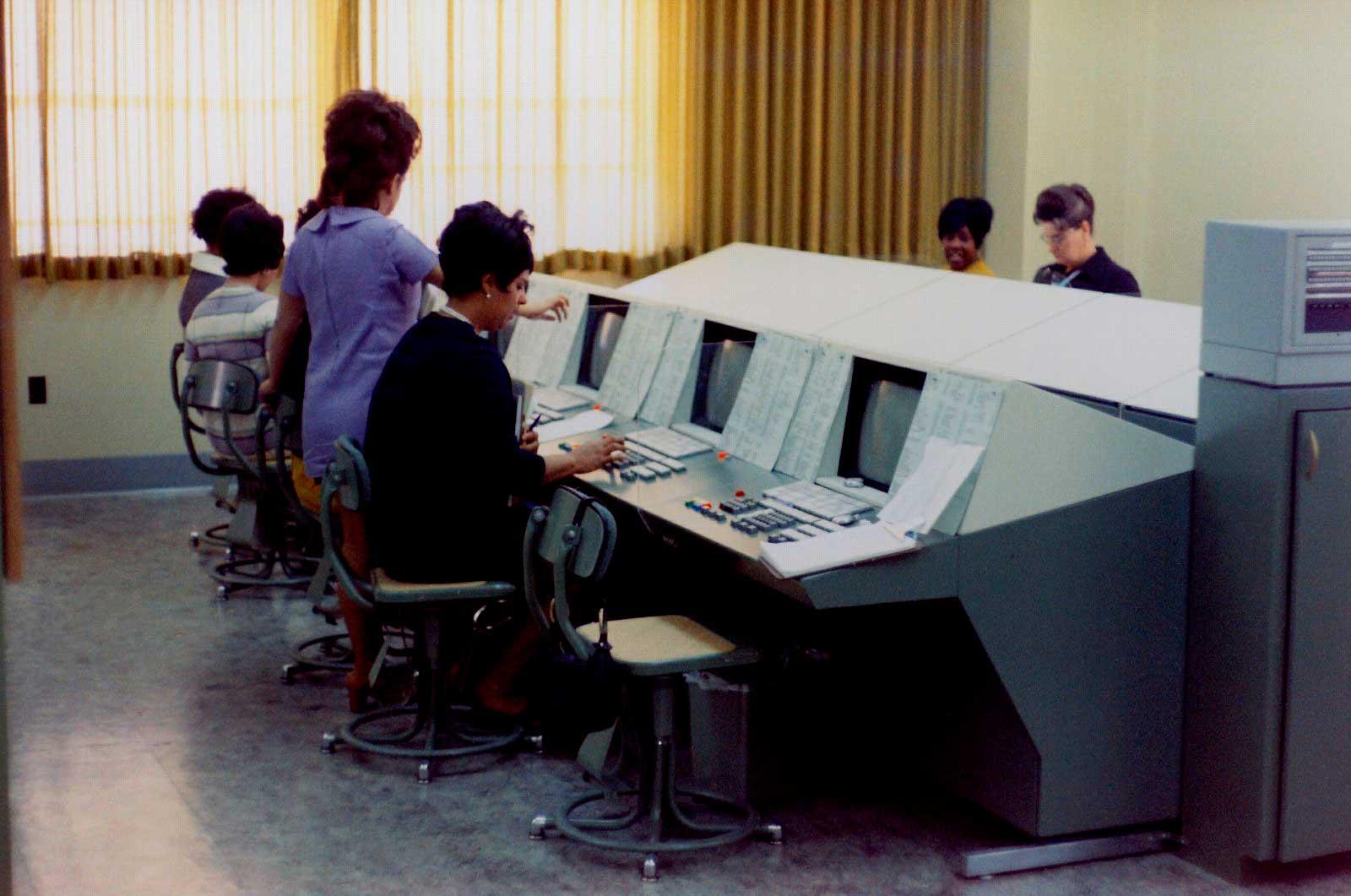 Data Terminal Test Room