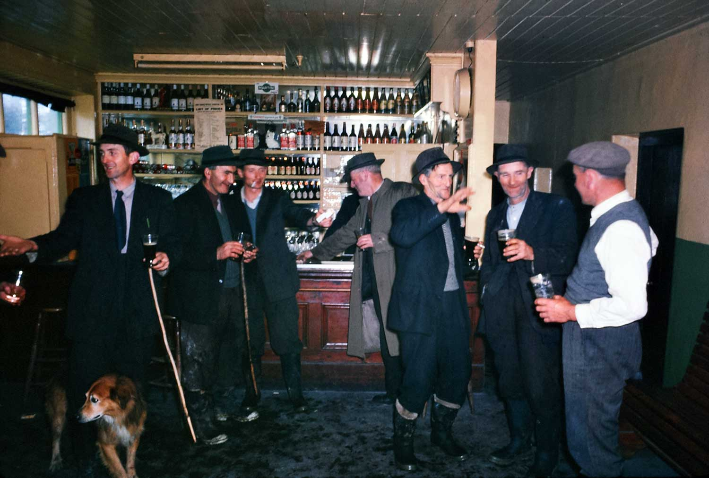 1963: Patrick Sullivan's Bar