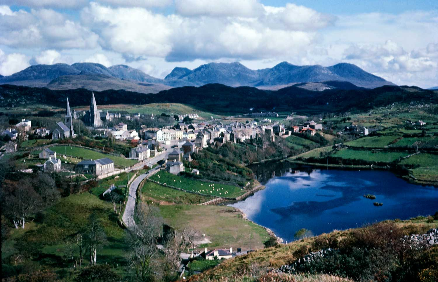 1960: Clifden, Co. Galway