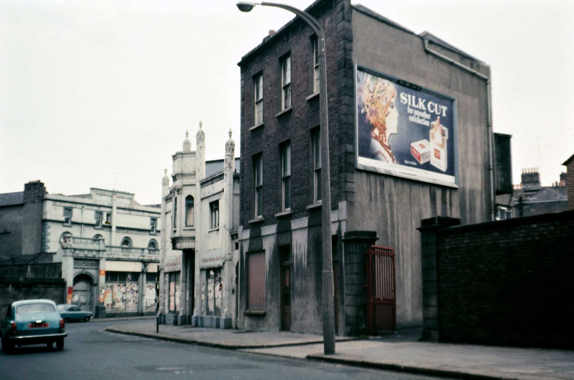 1972: Turkish Bath, Lincoln Place, Dublin