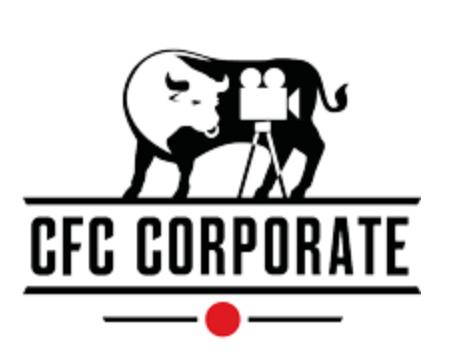 CFC CORPORATE  er et filmisk kommunikationsbureau. Vi er en kerne af internationalt erfarne filmproducere, tilrettelæggere samt visuelle og strategiske udviklere af branding og kommunikation. Vi bruger udelukkende de mest talentfulde filminstruktører, fotografer og klippere. Vores kunder består af virksomheder og organisationer med høje ambitioner om effektiv kommunikation til omverden og ansatte.