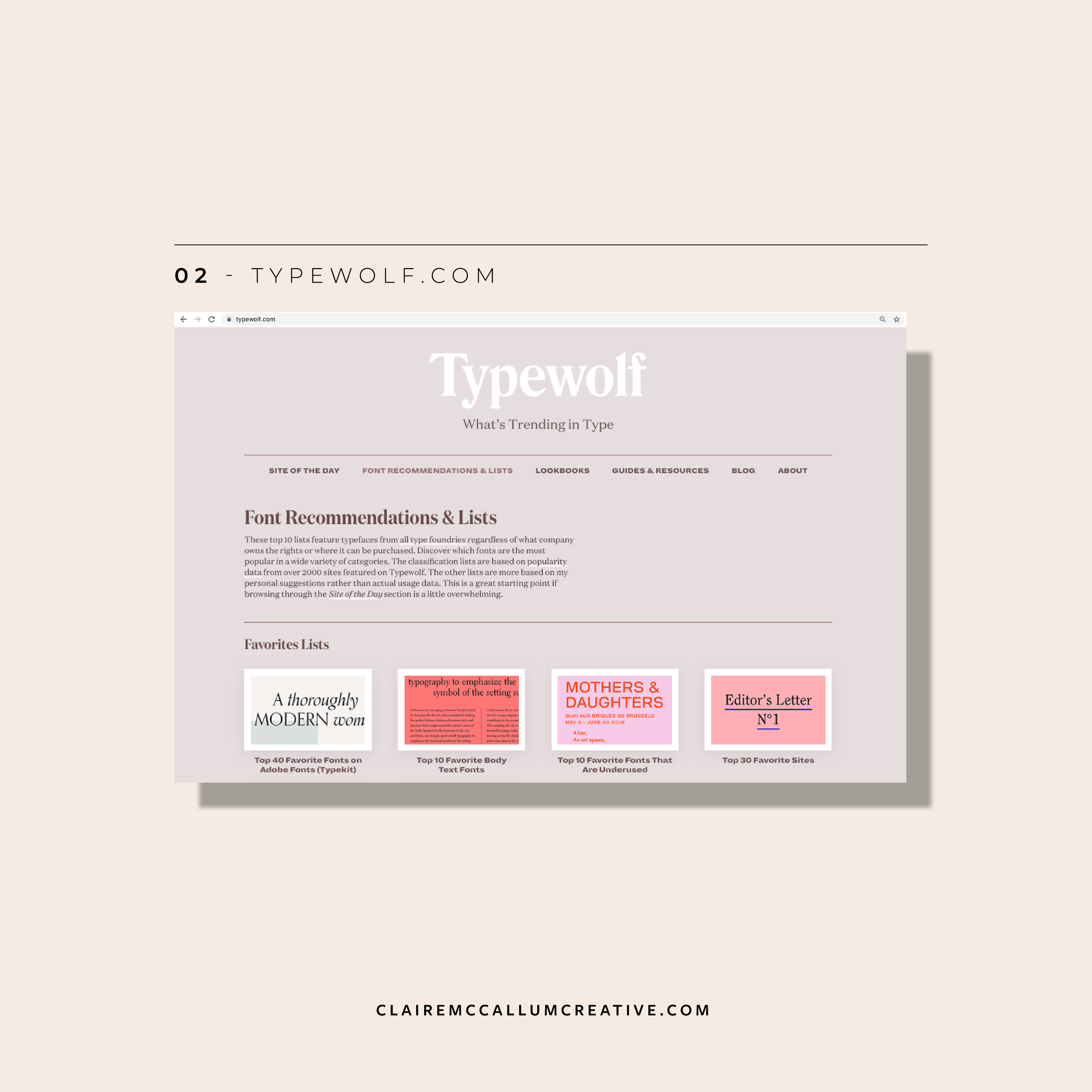 Typography Resources - Claire McCallum. Creative - September 20193.png