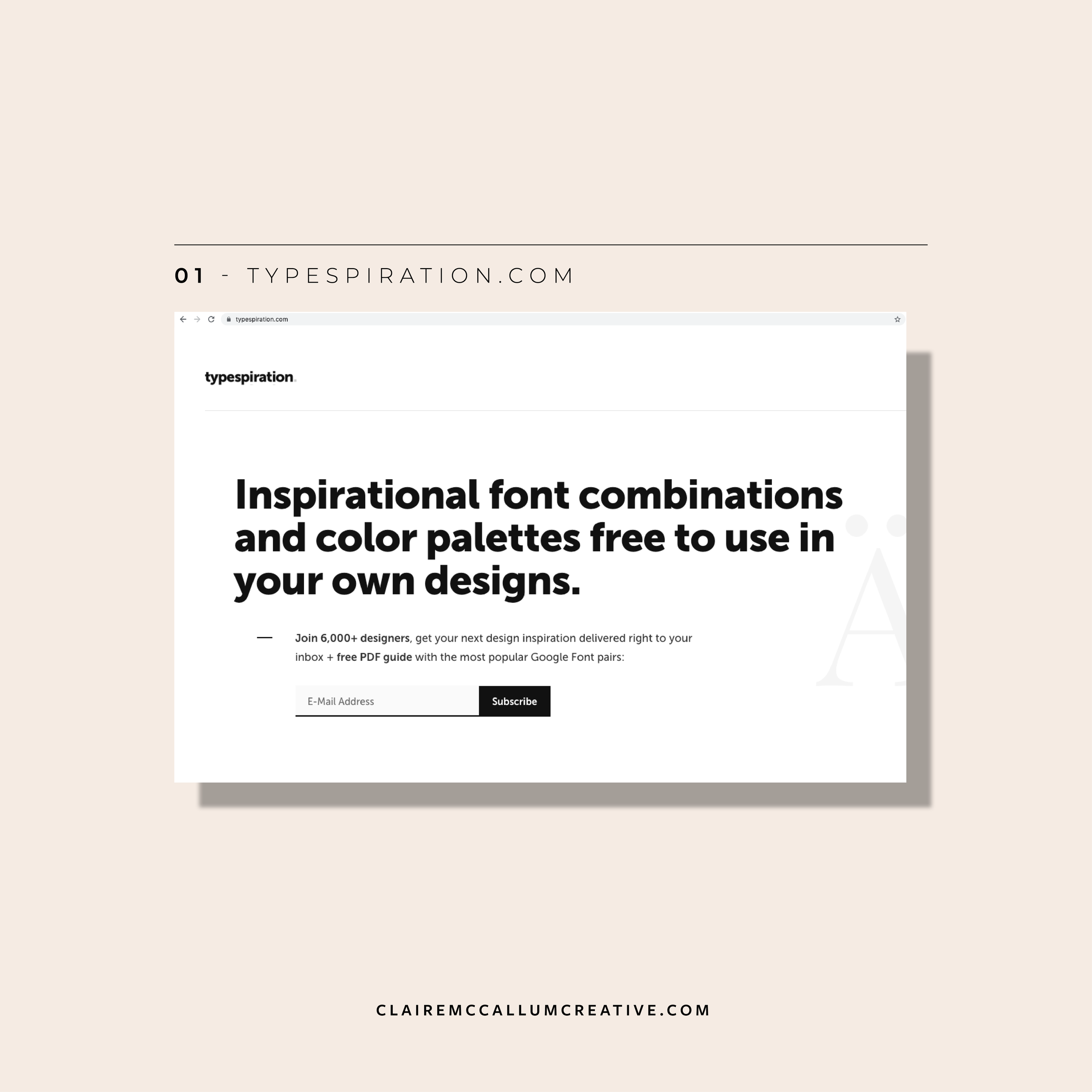 Typography Resources - Claire McCallum. Creative - September 20192.png