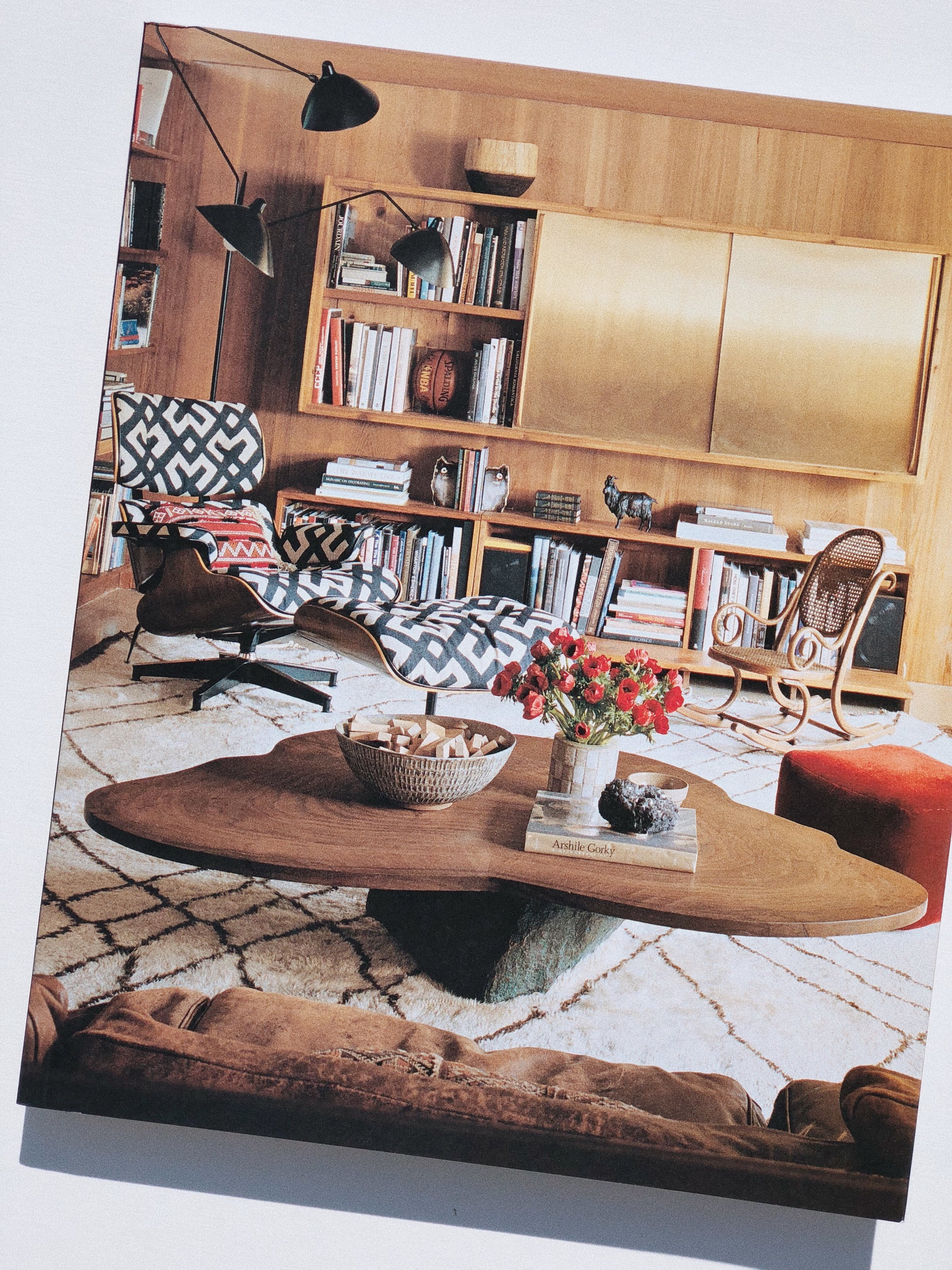 COMMUNE   IS ONE OF MY FAVORITE INTERIOR BOOKS. IT DISPLAYS AMAZING CALIFORNIA INTERIORS, WHICH ARE INDIVIDUAL AND DON'T SEEM TOO TRENDY, I LOVE THAT AND IT'S ONE THAT I OPEN AGAIN AND AGAIN IF I NEED SOME INSPO. -J