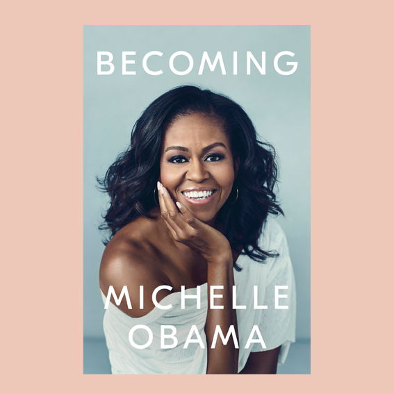 THE QUESTION IS: WHO IS NOT READING   'BECOMING' BY MICHELLE OBAMA   RIGHT NOW? I GOT IT FROM MY MOM FOR CHRISTMAS AND I HONESTLY CAN'T WAIT TO START! OBVIOUSLY SHE IS ONE OF THE MOST INSPIRING AND INSIDE AND OUT BEAUTIFUL INDIVIDUALS ON THE PLANET, SO THIS ONE SHOULD HONESTLY BE MANDATORY IN MY OPINION. - J