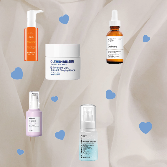 OUR TOP 10 PRODUCTS FOR DRY WINTER SKIN - A JUG OF WATER FOR YOUR SKIN.