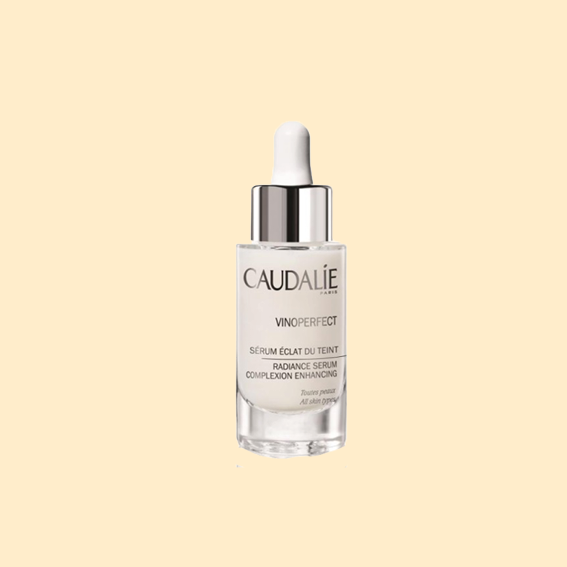 FOR THE BEAUTY JUNKIE MOM   YOU GOT IT FROM YOUR MOMMA. SO WHY NOT GIVE BACK? SHE GAVE YOU HER GENES, YOU GIVE HER DIS:   CAUDALÍE'S VINOPERFECT RADIANCE SERUM   WE CAN HIGHLY RECOMMEND BECAUSE IT JUST GIVES HER THE GLOW YOUR MOM DESERVES. AND WE ALL KNOW SHE ONLY DESERVES THE VERY BEST. PERIOD.