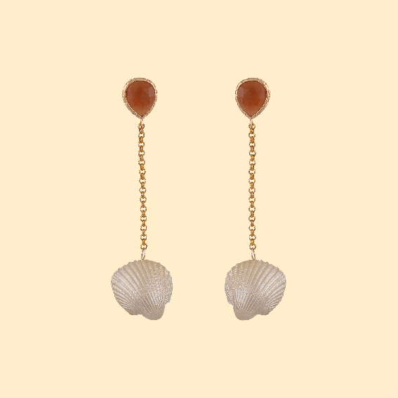 FOR THE LUXURIOUS LOVING MOM   IF YOUR MOMMA IS ON THE LUXURIOUS SIDE, SHE WILL BE THE HAPPIEST KNOWING THAT YOU PUT SOME THOUGHT INTO HER GIFT. THESE   GORGEOUS EARRINGS   WITH TIGERS'S EYE STONES ARE HANDMADE IN GREECE AND FOR US, THEY ARE THE PERFECT UNDERSTATED BLING.