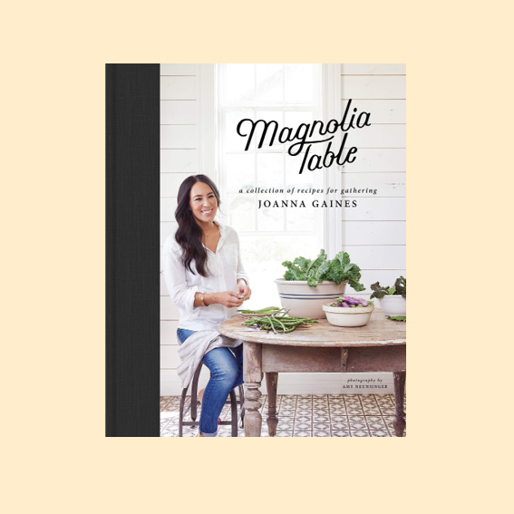 "FOR THE ENTERTAINING MOM   YOUR MOM IMPRESSES NOT ONLY HER GUESTS BUT ALSO HERSELF CONSTANTLY WITH HER IMPECCABLE HOSTESS QUALITIES? THEN THE PERFECT GIFT IS THIS NEW YORK TIMES BESTSTELLER   ""MAGNOLIA TABLE""   OF JOANNA GAINES. IT'S PACKED WITH RECIPES FOR COMFORT FOOD FOR ANY KIND OF GATHERING."