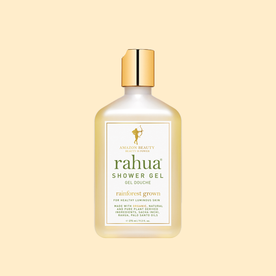 FOR THE CONSCIOUS MOM   YOUR MOMMA IS ALL ABOUT CLEAN BEAUTY? SHE CARES ABOUT WHAT SHE PUTS ONTO HER BODY? THEN YOU SHOULD SPLURGE ON THIS FOR HER: THE   RAHUA ORGANIC AND VEGAN SHOWER GEL   WITH A HELLA AMAZING INGREDIENT LIST: PALO SANTO, LAVENDER, VANILLA, EUCALYPTUS, RAHUA UNGURAHUA OIL, QUINOA AND SACHA INCHI. IT WILL NOT ONLY LEAVE HER SKIN HYDRATED BUT WILL ALSO LEAVE HER IN AWE OF HOW MUCH YOU APPRECIATE HER BELIEFS AND THE THINGS SHE CARES ABOUT.