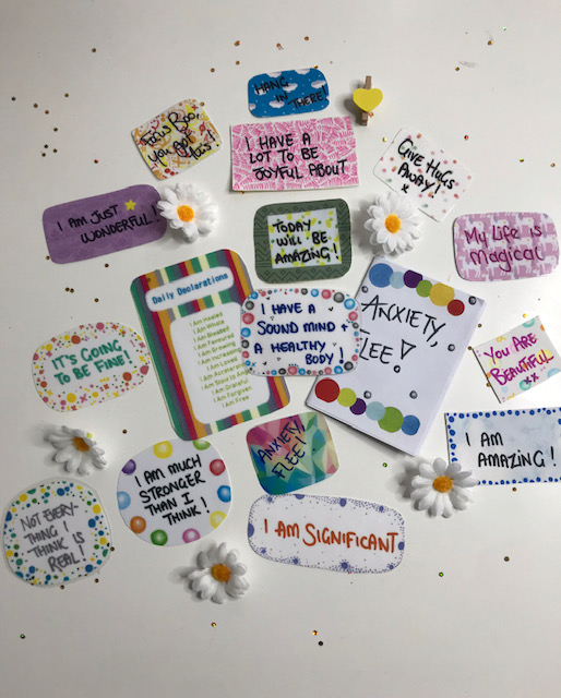 CHECK OUT PENNY'S  SHOP  TO SHOP SOME OF HER AMAZING AFFIRMATION CARDS!