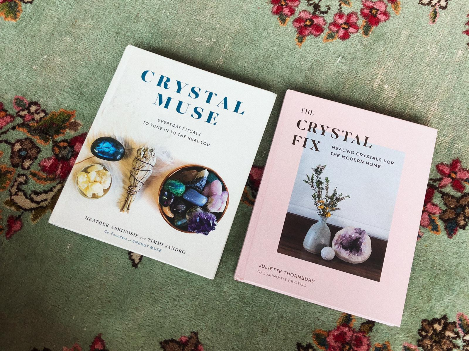BOOKS ABOUT CRYSTALS YOU NEED -