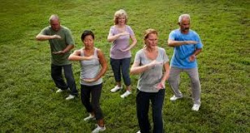 TIA CHI 10 -11 am Wednesday Morning. All Are Welcome. This is easy on your joints and so much fun. Small donation welcome
