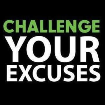 """""""excuses are tools the incompetent. they build monuments of nothingness. those who dwell upon them will never amount to anything."""" - author unknown. don't make excuses. accept your setbacks as lessons. learn from them then make better decisions and better connections that keep you on track to achieve your goals."""