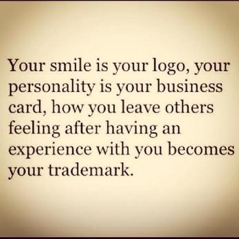 Jay Danzie is given credit for this quote. be sure you are known for your true identity. yes positive personal branding is essential as an entrepreneur, i believe, however it's most impactful when others experience your authenticity.