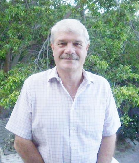 Former Director of the Montserrat Red Cross - Late Richard J Aspin