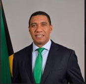 Prime Minister of Jamaica and CARICOM Chairman Andrew Holness