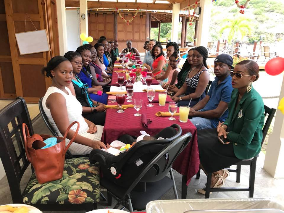 MCSA's Luncheon For Nominees for its Youth Awards