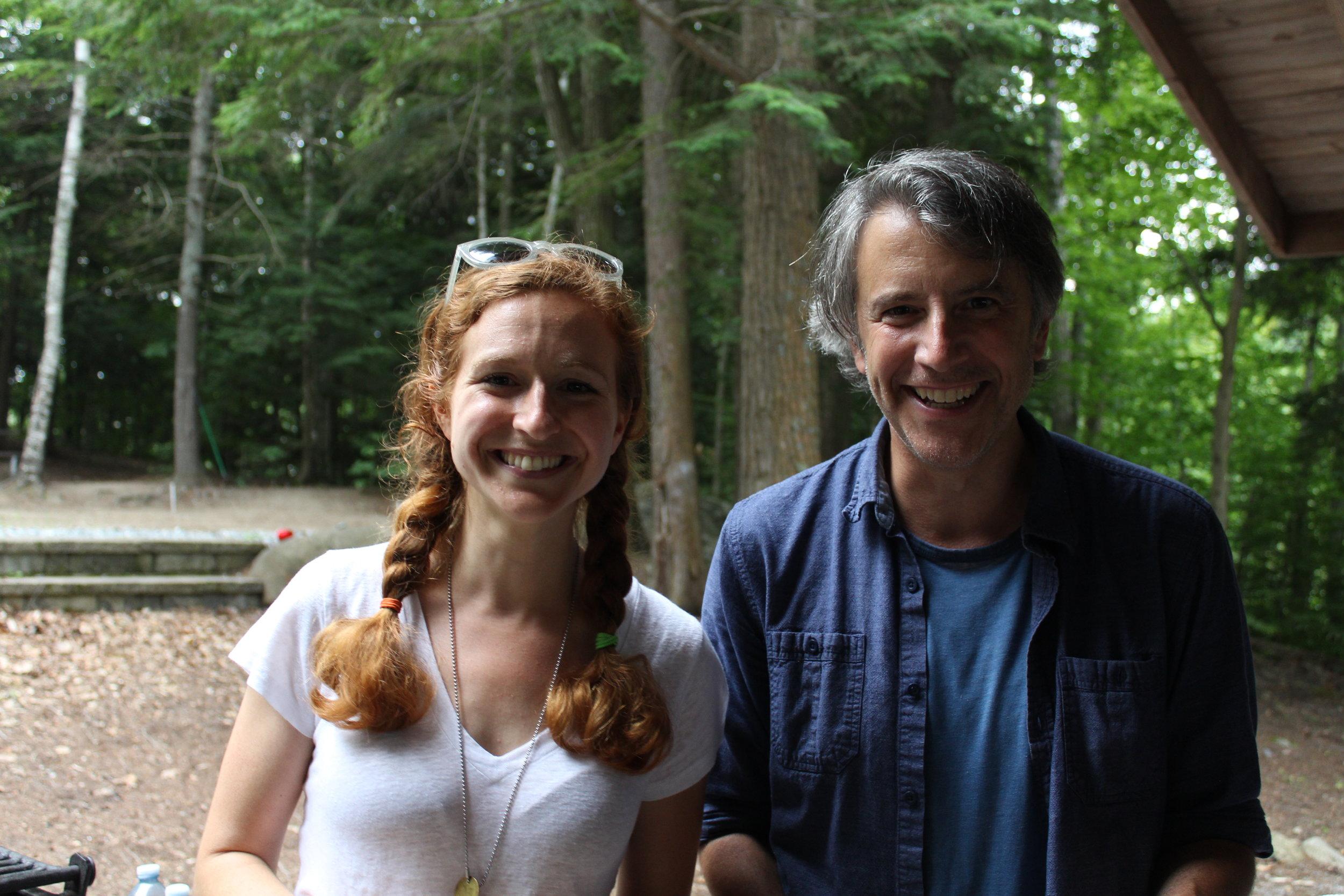 Co-founders Nora Fiffer and Jason Lambert (photo: Kath Allen)