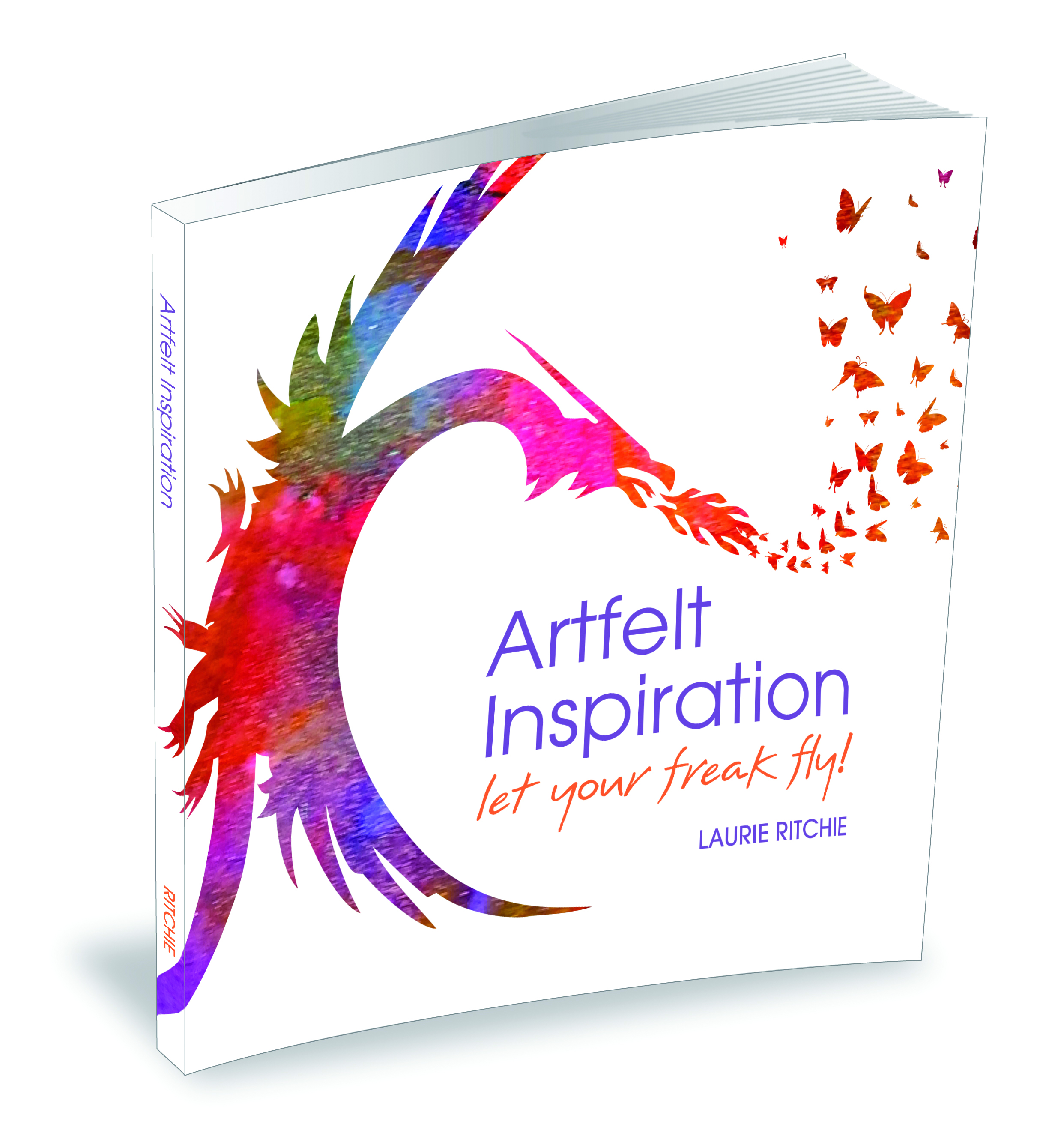 ARTFELT INSPIRATION - BOOK