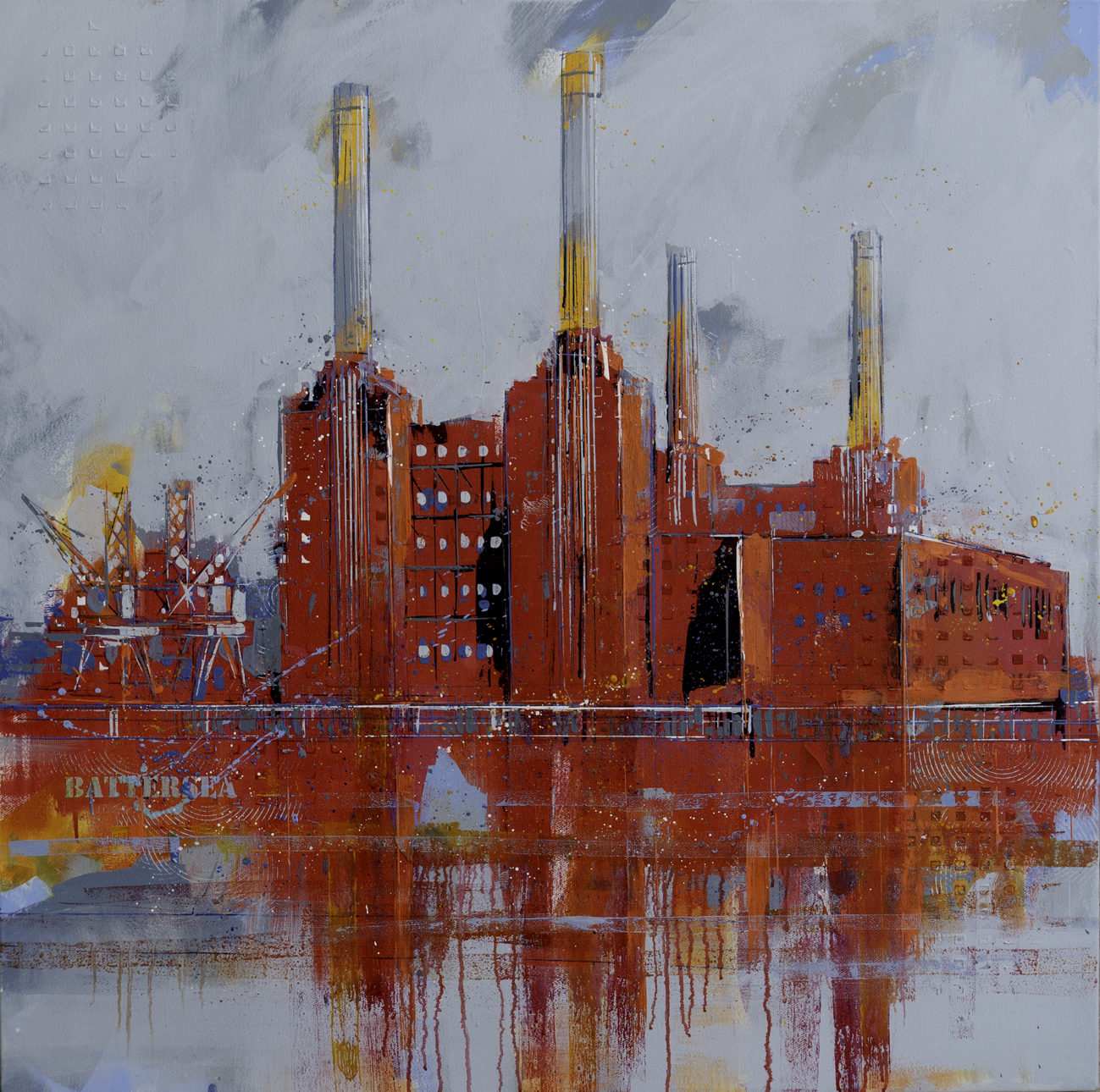 Battersea Red - sold
