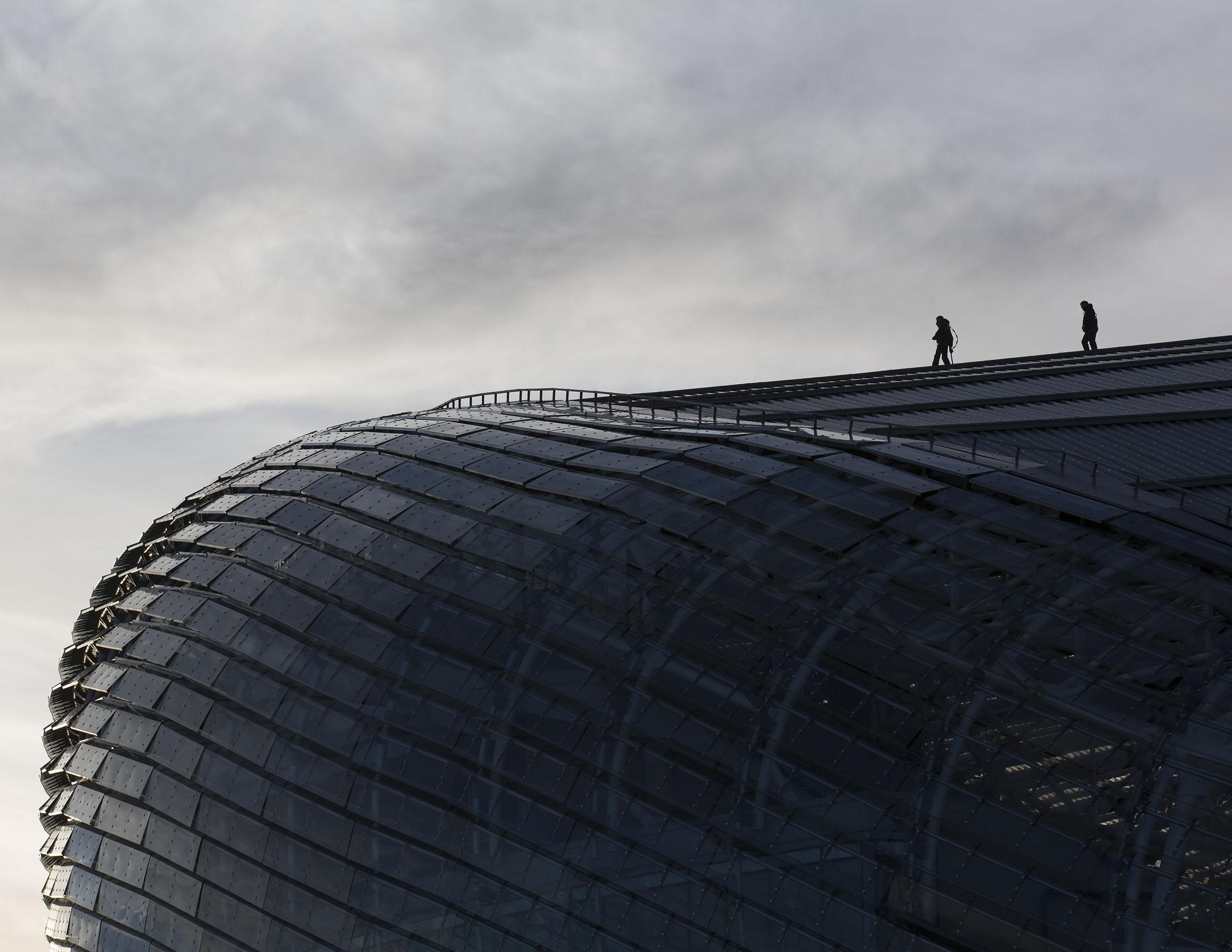 Aviva Stadium for LIEN
