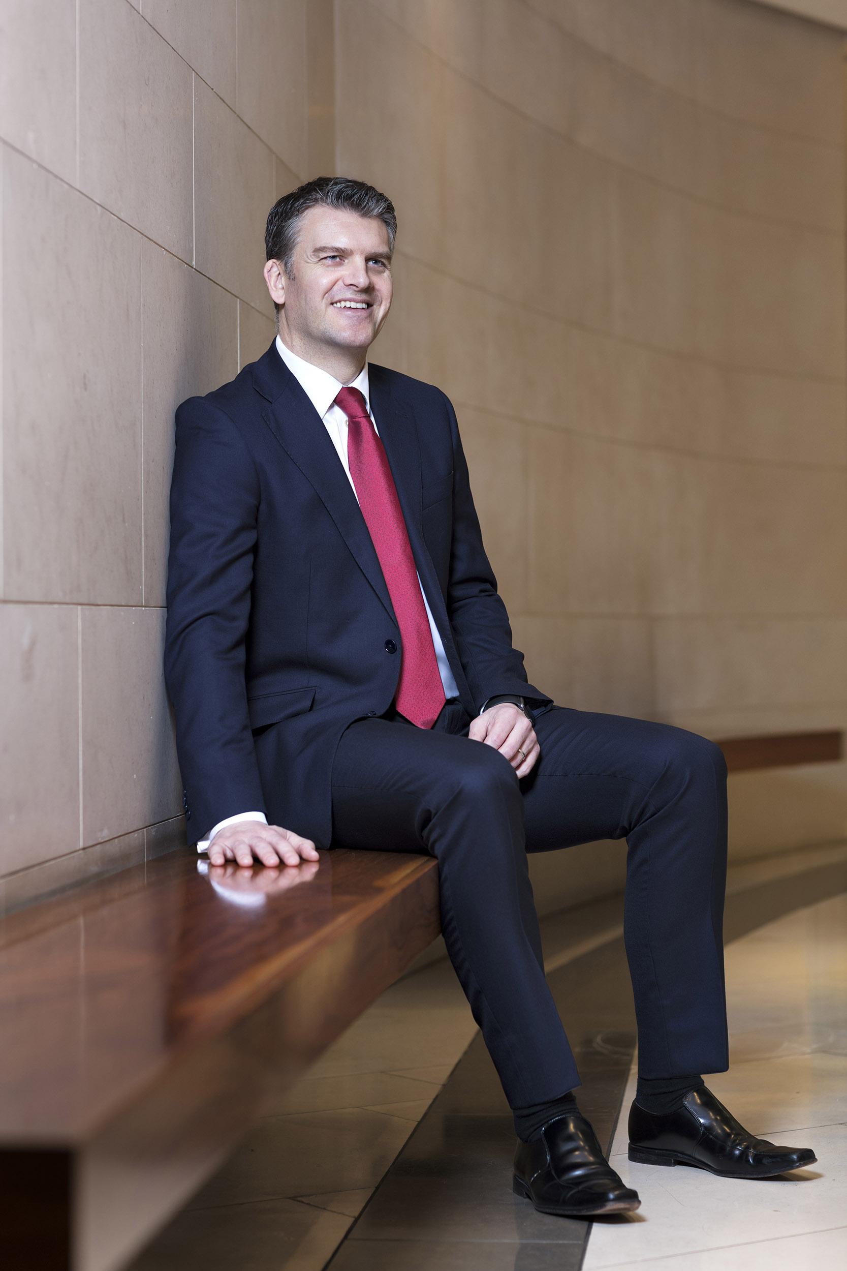 John McWeeney for Investec
