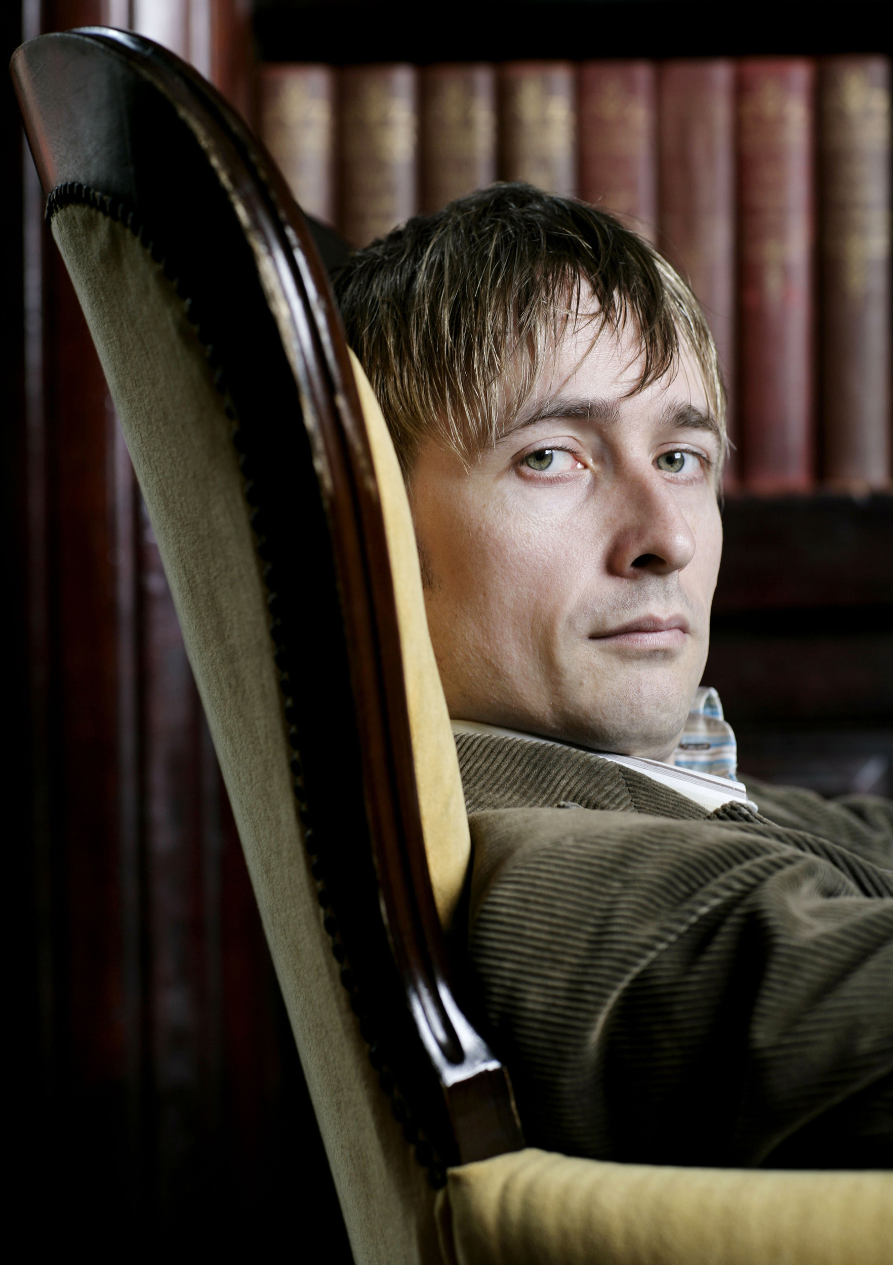Neil Hannon for The Sunday Times