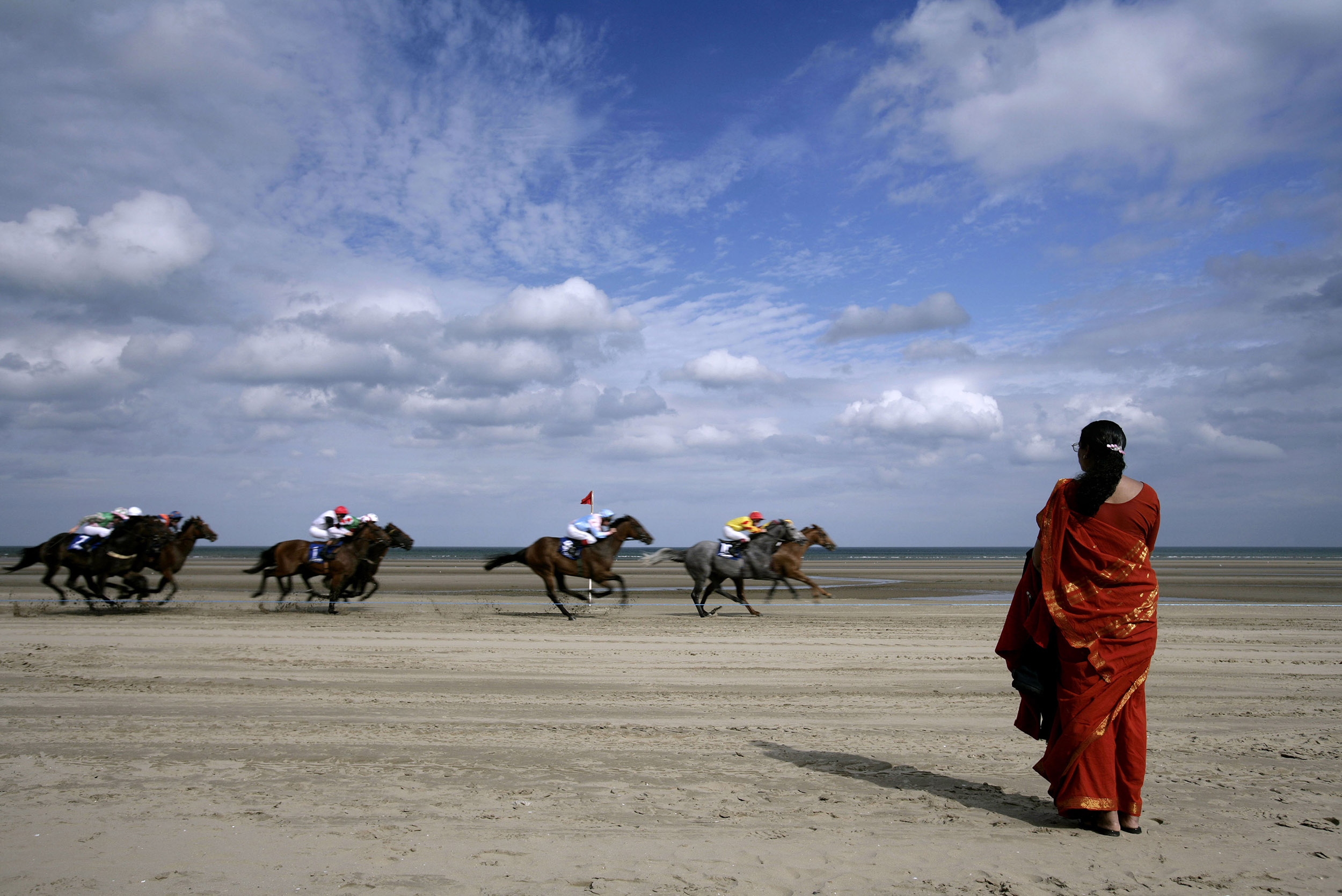 Laytown Races for The Guardian