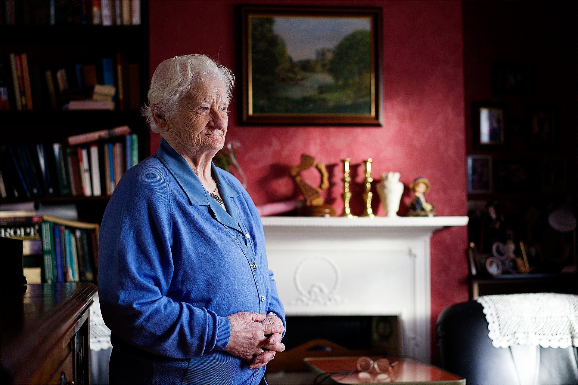 Rita McCann for The Guardian
