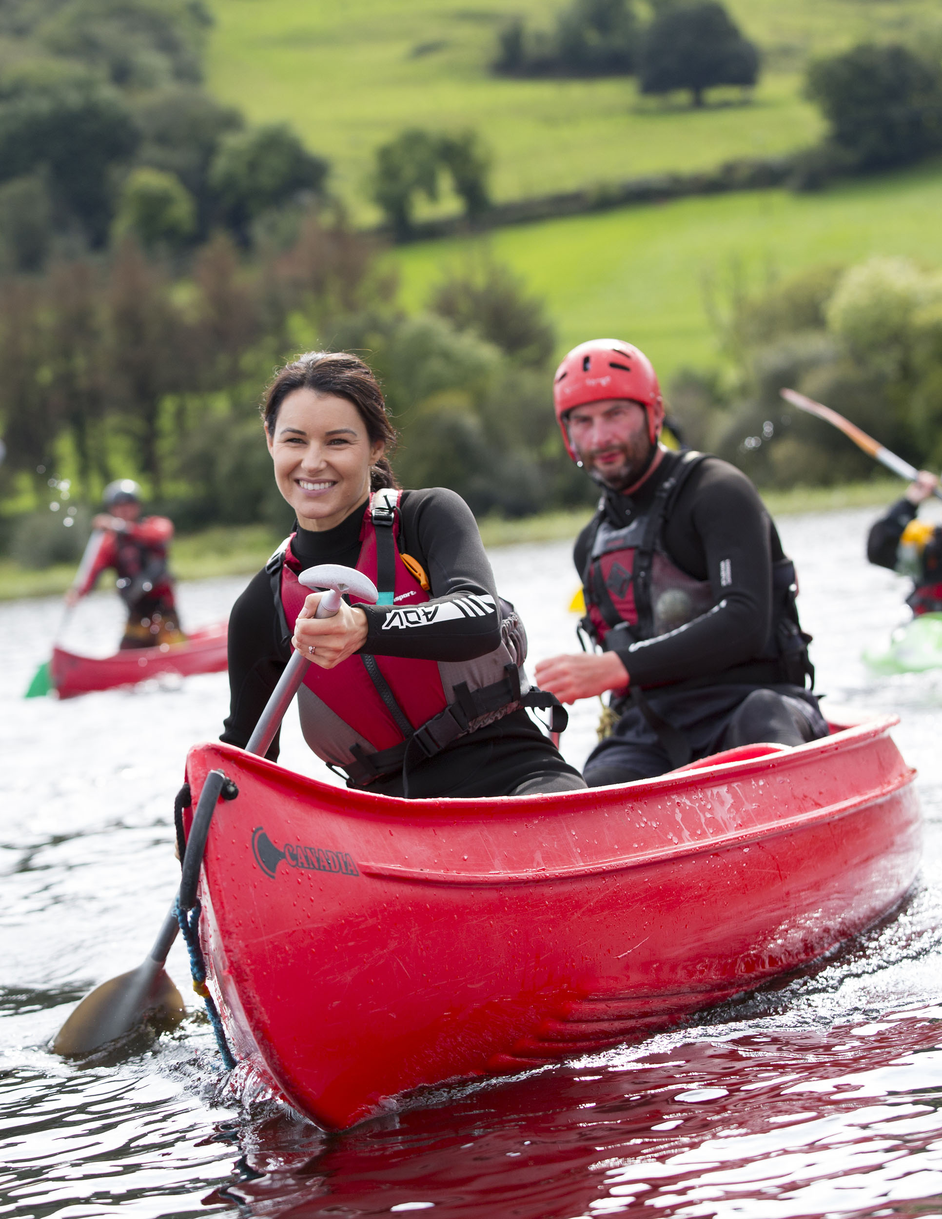 Lough Derg Blueways for Clare County Council
