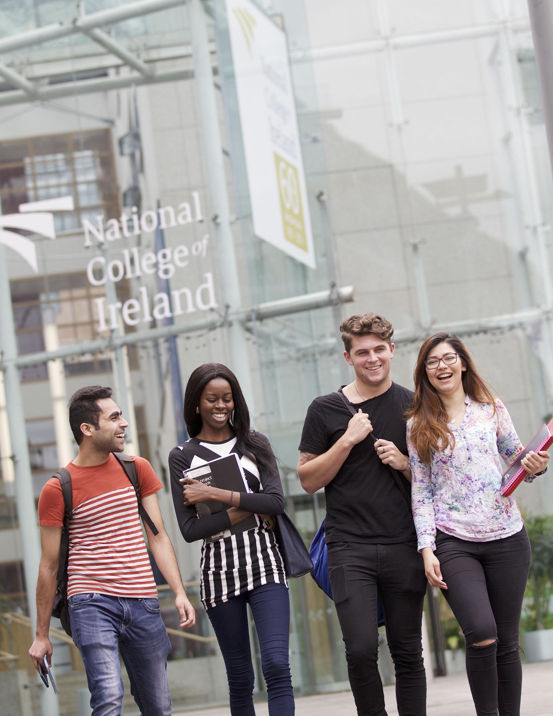 National College of Ireland/Lomack Cusack Design