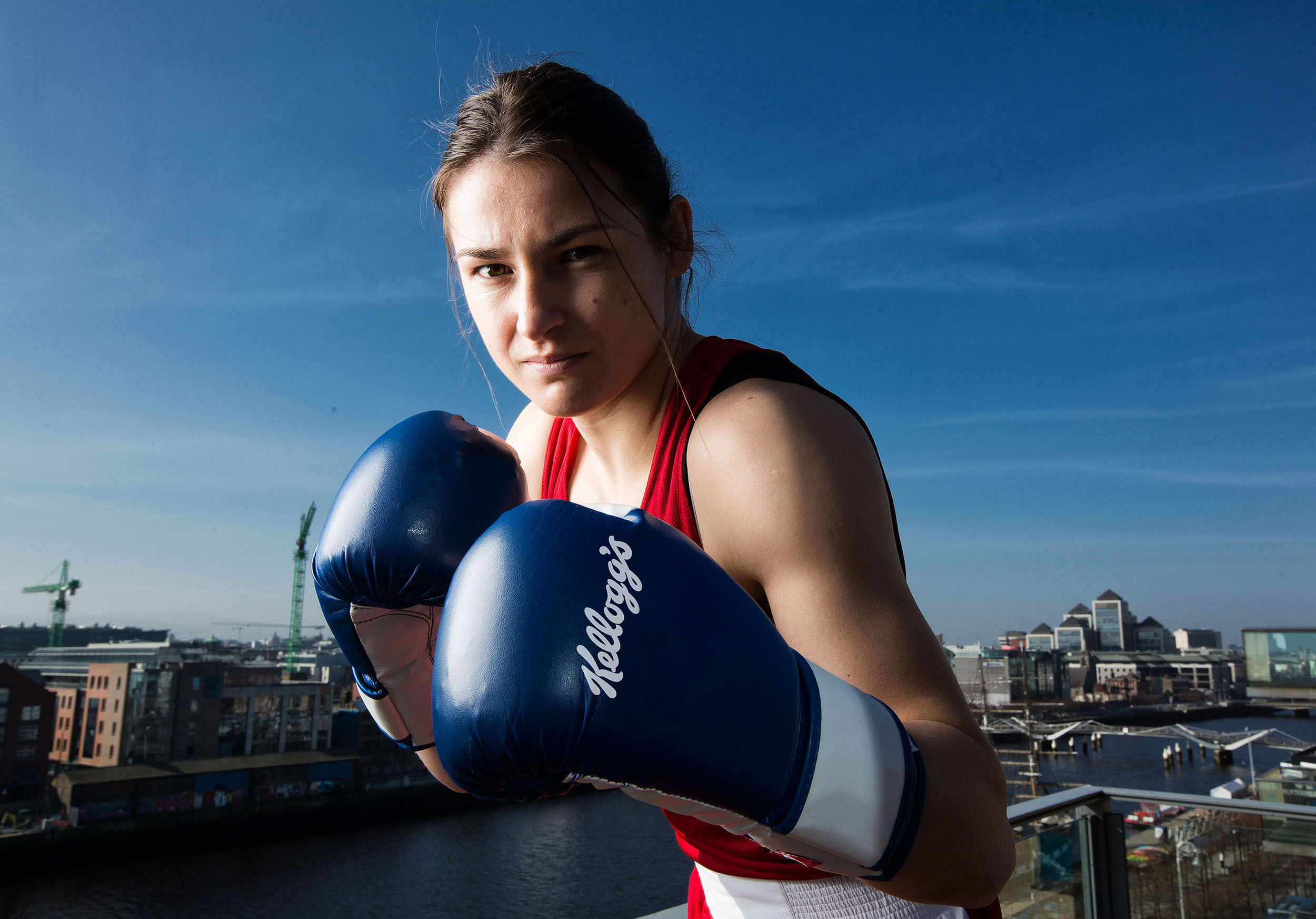 Katie Taylor for Kellogg's