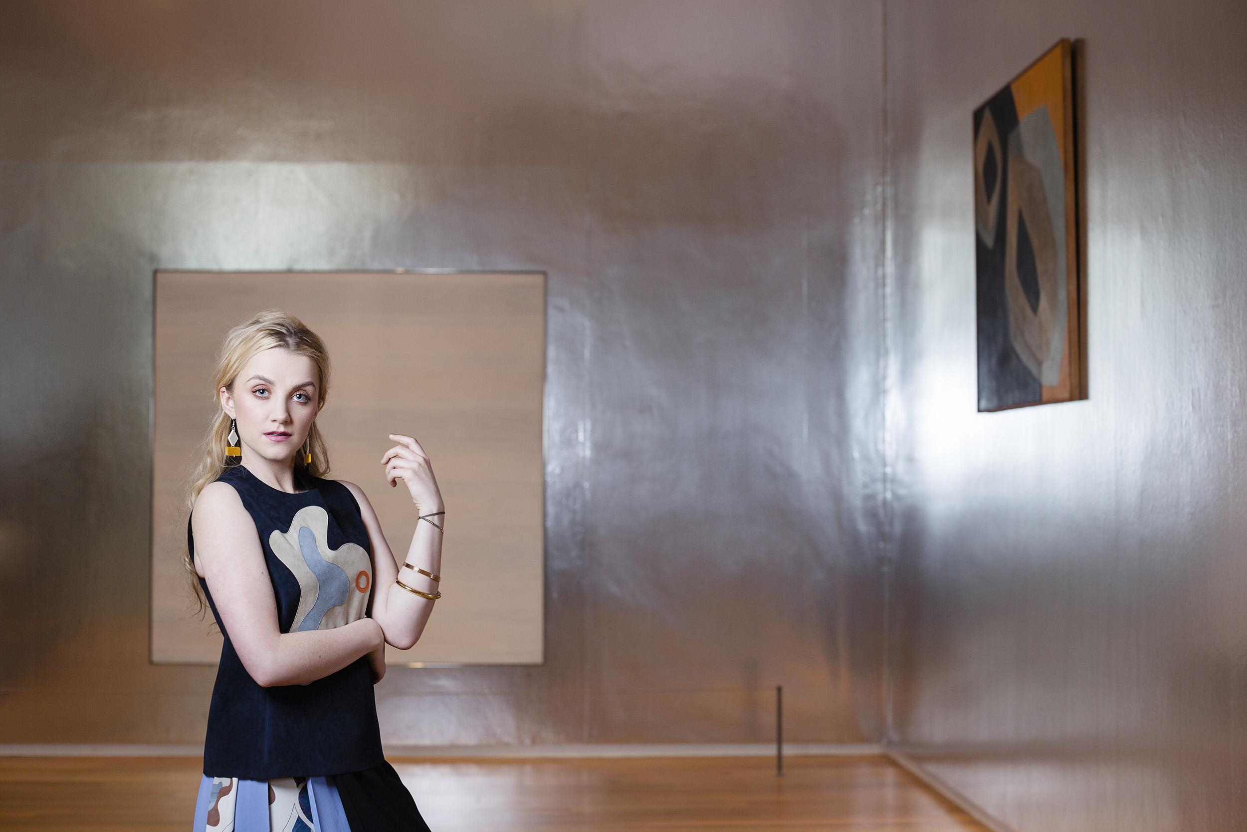 Evanna Lynch for IMAGE Magazine