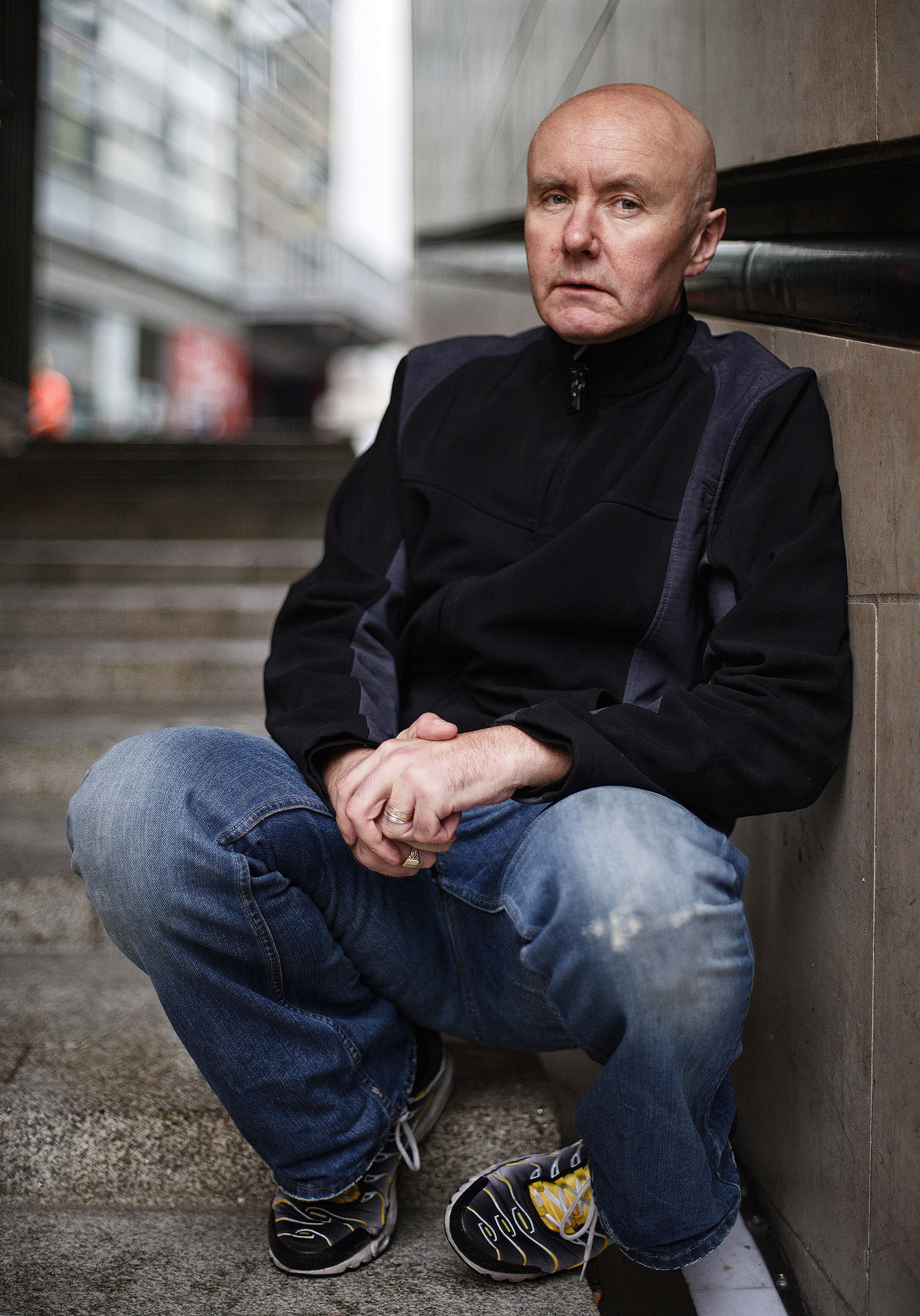 Irvine Welsh for The Guardian