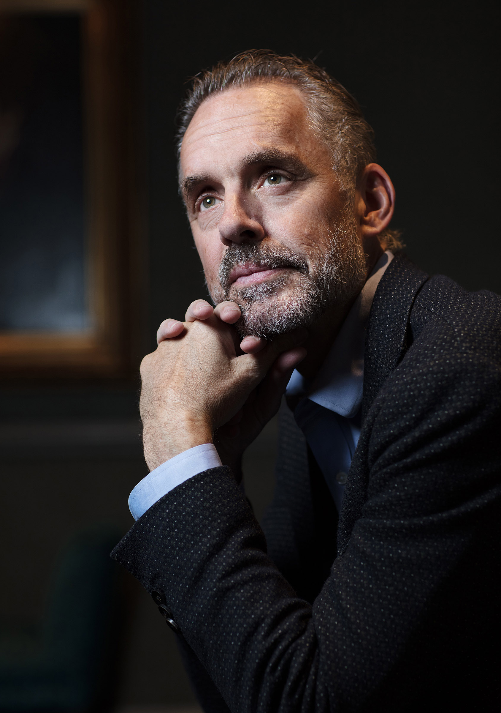 Jordan Peterson for Der Spiegel