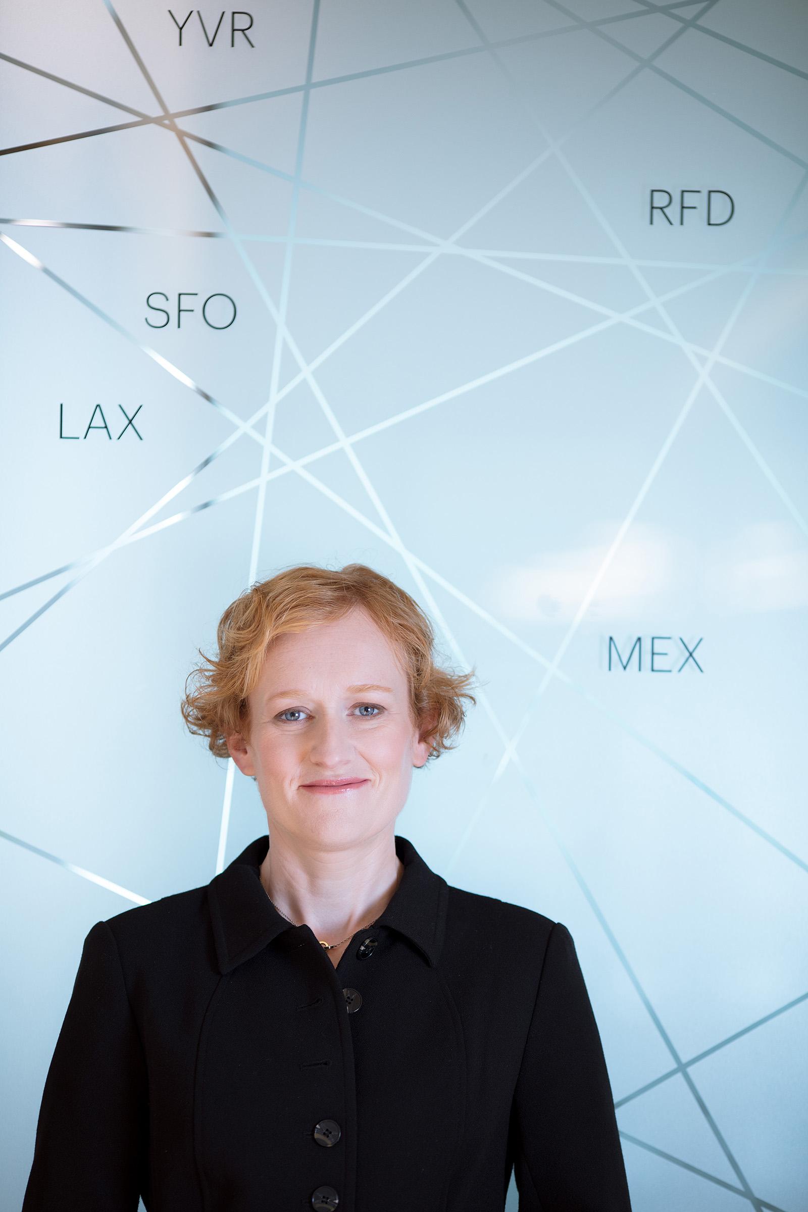 Ruth Kelly, CEO Goshawk for Richards Dee