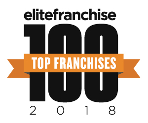We were voted in the top 100 of UK franchises for 2018!