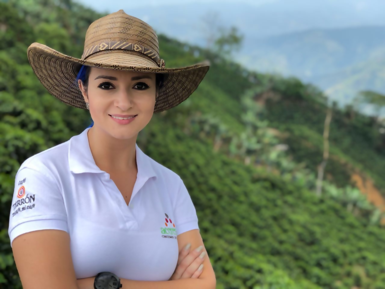 Daniela Maya, Salgar Colombia
