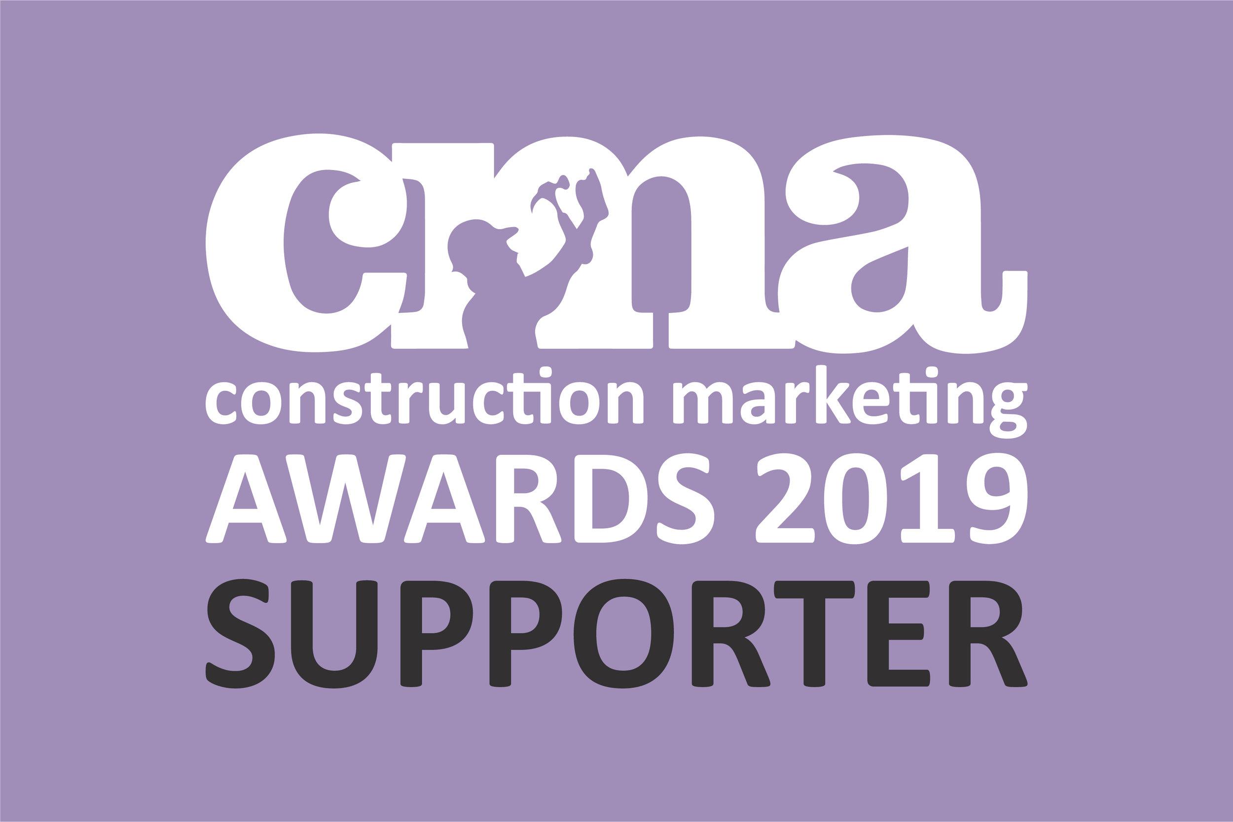 Construction Marketing Awards 2019
