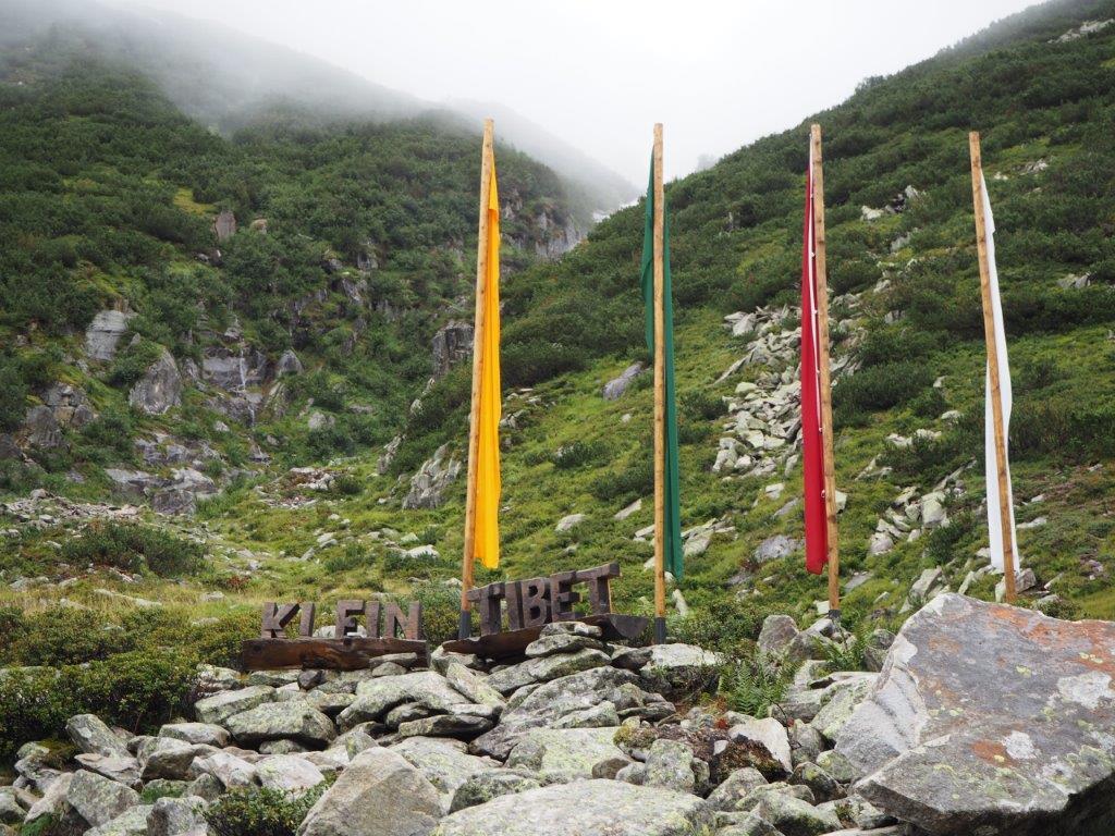 Klein Tibet / Hohenau Alms
