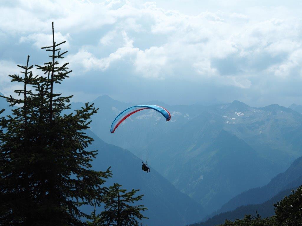 Paragliding Mayrhofen Penken