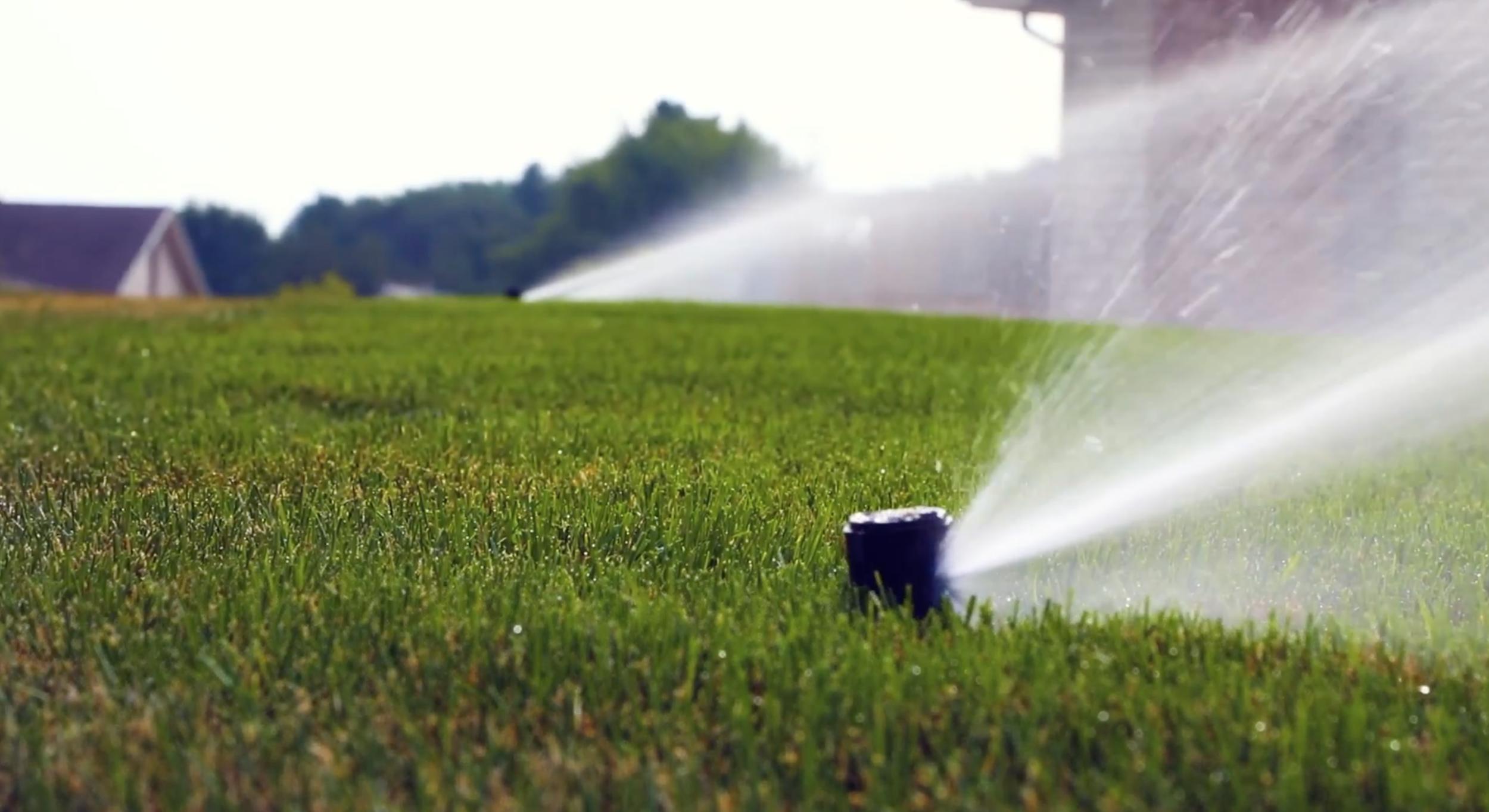 Residential Sprinklers New Lenox