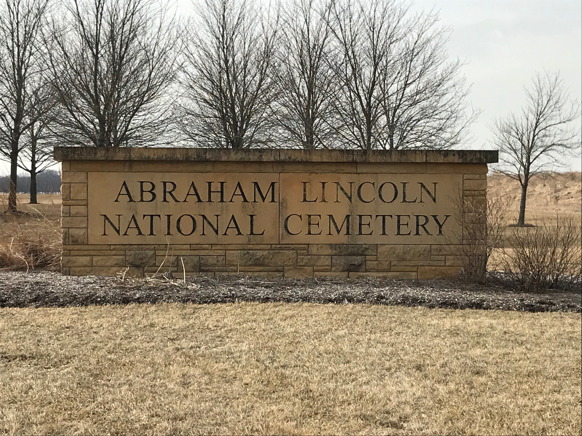 Abraham Lincoln National Cemetery - 2019 Project Update: Carefree Lawn Sprinklers Inc., is completing a Commercial Sprinkler System Installation for the Abraham Lincoln National Cemetery. Follow along for updates!