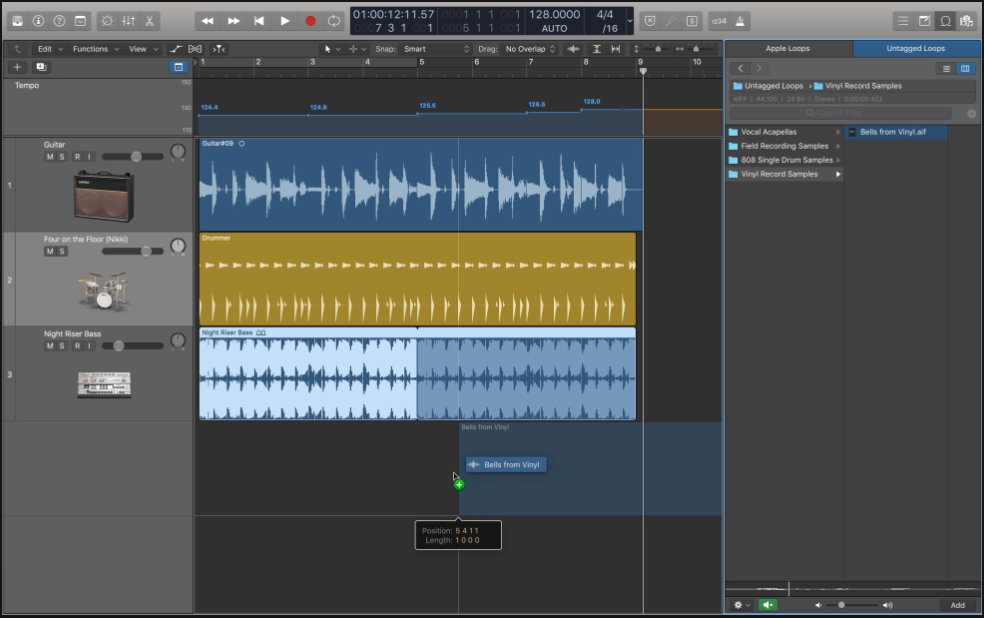 Logic Pro X is to GarageBand what Final Cut Pro X is to iMovie.