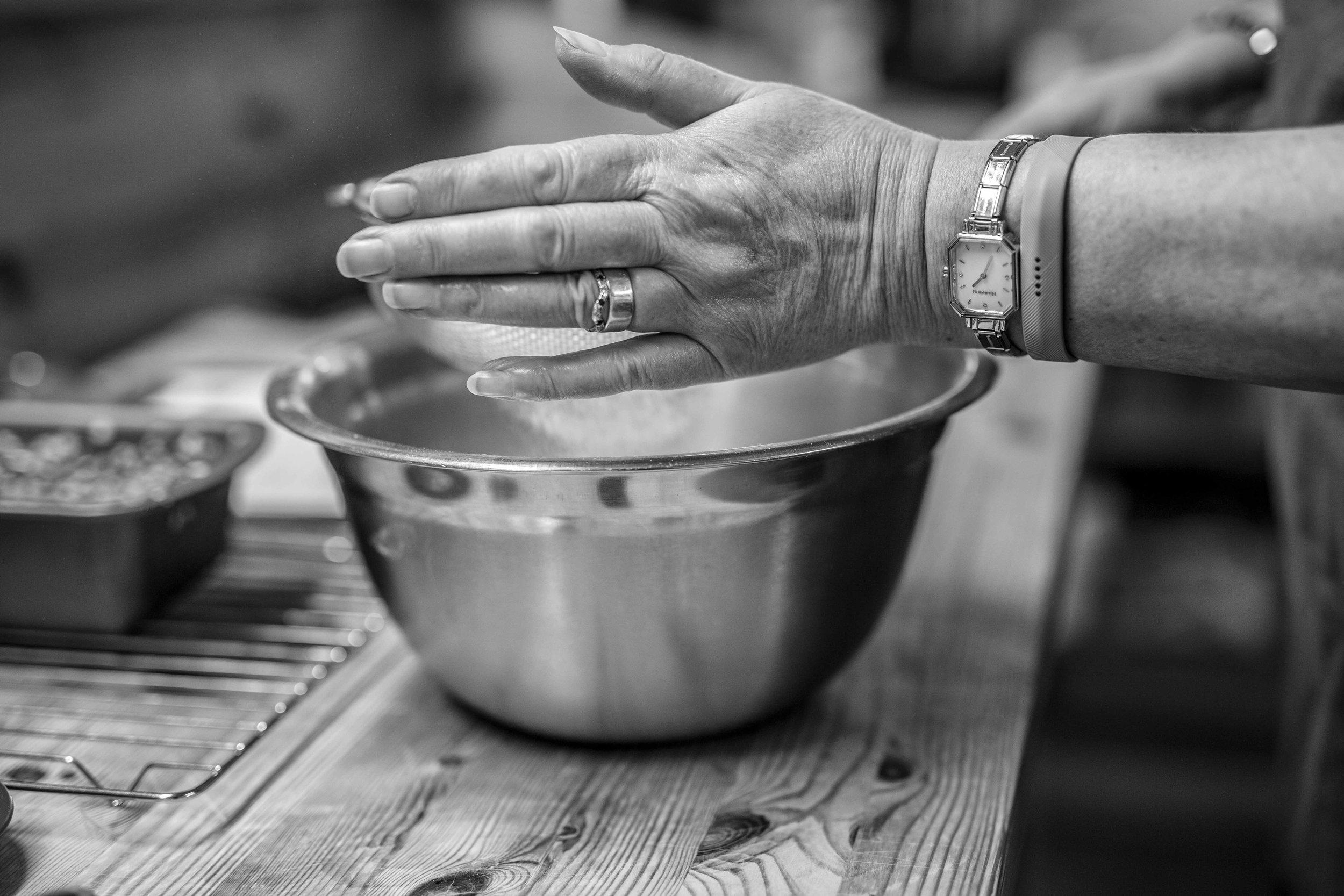 Belfast Cookery School - Irish bread baking